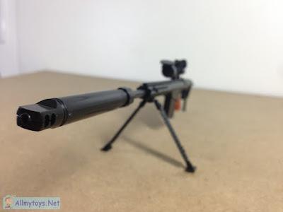 1:6 Scale Model Toy Gun 2