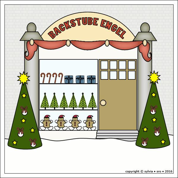 weihnachtsbäckerei © sylvia • sro • 2016