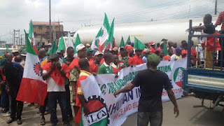 NLC nationwide strike, day two