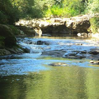 Quedas d' Água Próximas ao Panelão, Nova Petrópolis