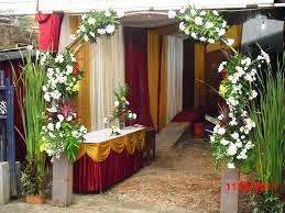 pesta pernikahan sederhana