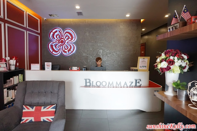instagramable spots, city Staycation, Bloommaze Boutique Hotel, Hotel in Puchong, Hotel Review, Boutique Hotel Review, ootd, hotel