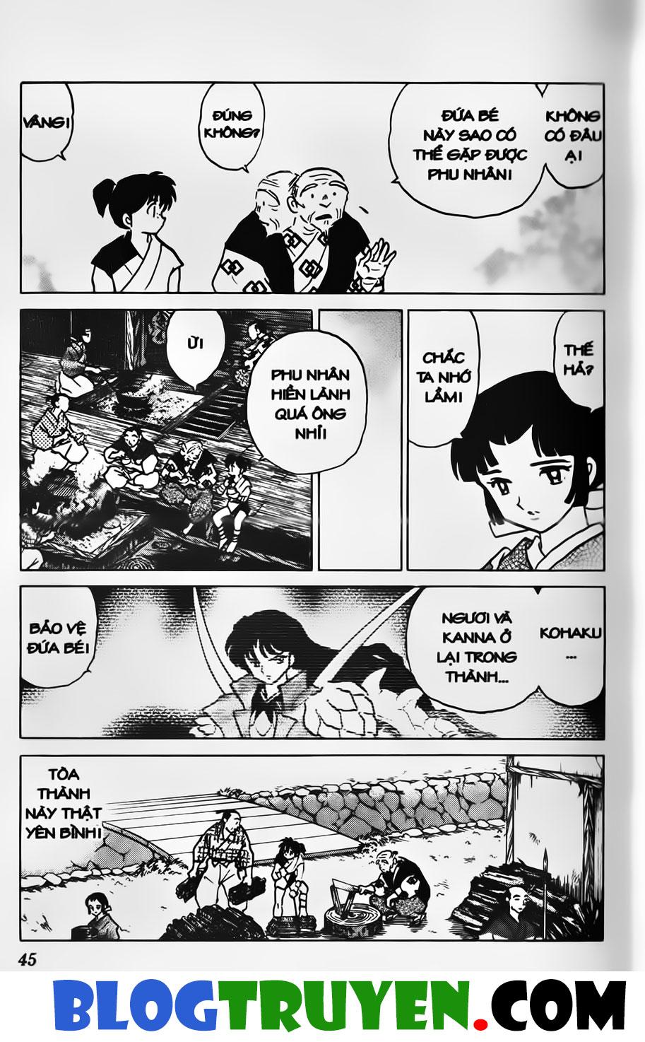 Inuyasha vol 32.3 trang 6