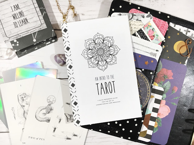 Deeply Connect with the Tarot