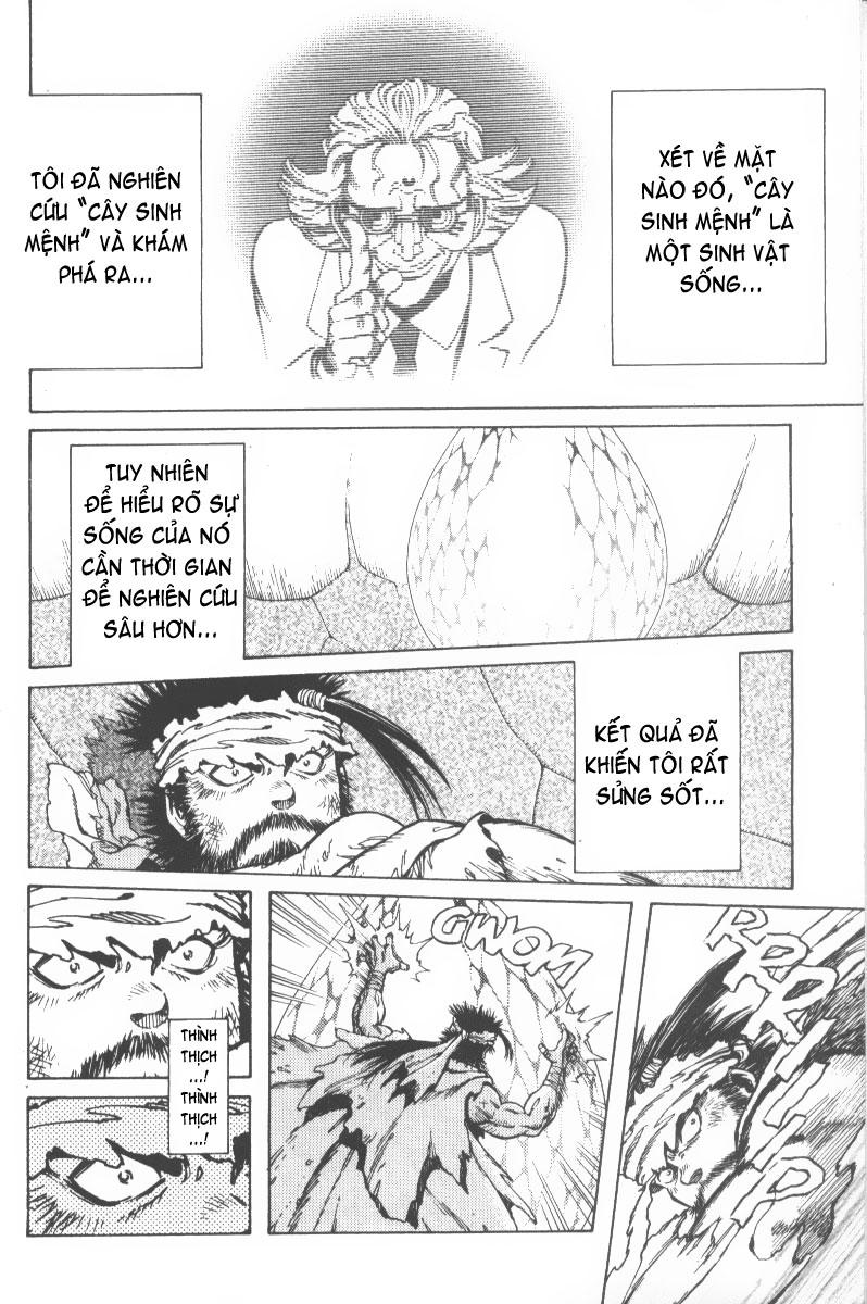 Battle Angel Alita chapter 53 end trang 14
