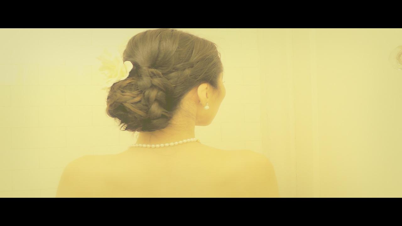Hair Tutorial Video Easy Wet Hair Braid Ballerina Bun