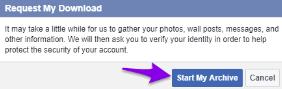 Cara Mengambil Cadangan Akun Twitter dan Facebook Anda di Android, 10