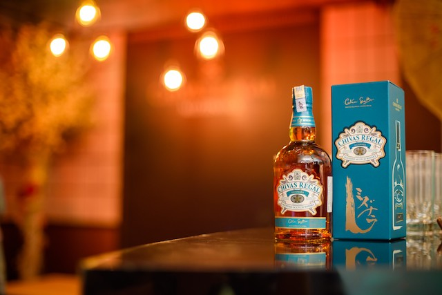 Chivas Regal Mizunara Launched in Malaysia
