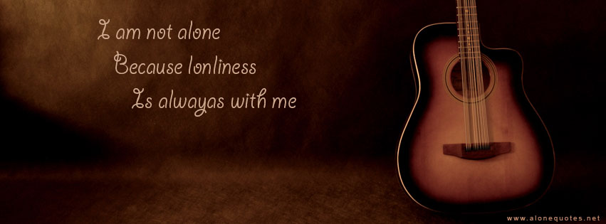 Alone Facebook Cover Photos Free Download 2012