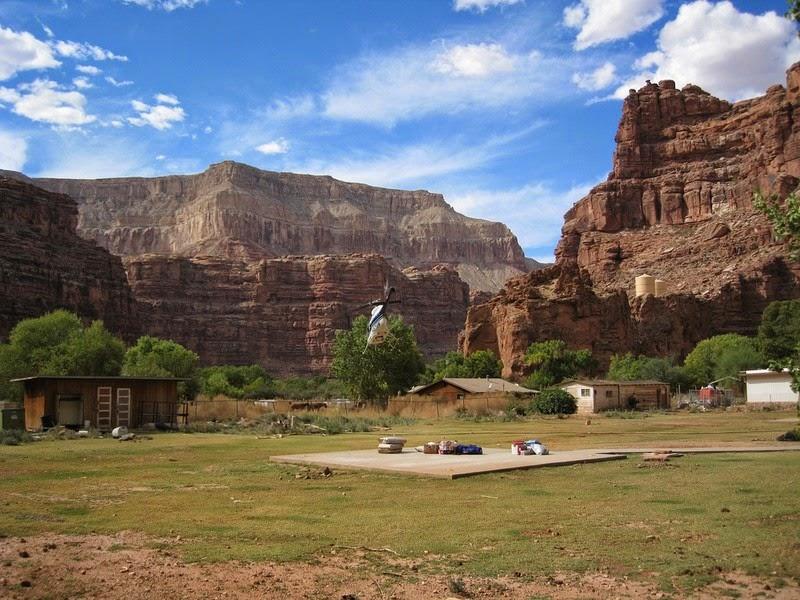 Supai: un pueblo indio aislado dentro del Gran Cañón | Estados Unidos