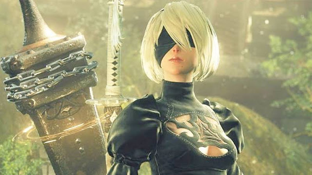 Game NieR: Automata para PlayStation 4