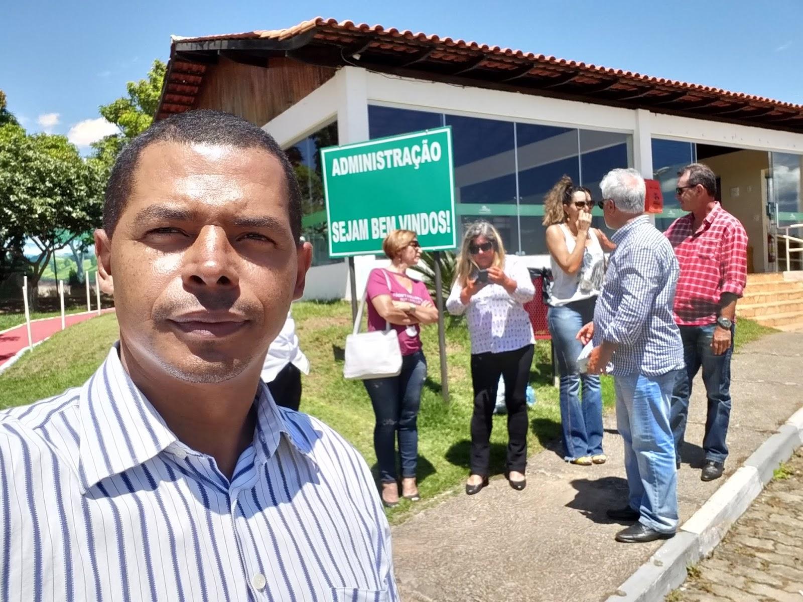 20190114 115409 - O administrador regional do Jardim Botânico, João Carlos Lóssio lançou, nesta segunda feira, ações de limpeza nas ruas que acontecerão de 14 a 16 de janeiro de 2019. SOS DF