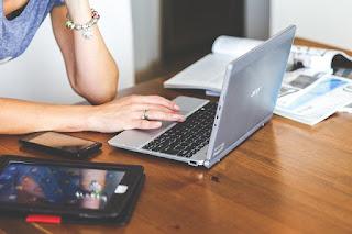 ujian blogger