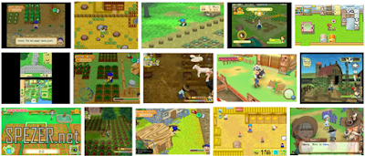 Download Kumpulan Emulator + BIOS Bermain Harvest Moon Series di Android dan PC Komputer