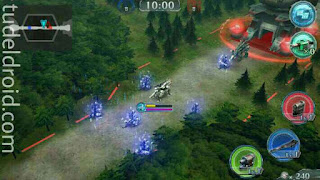 MOBA game anime Zoids: Field of Rebellion