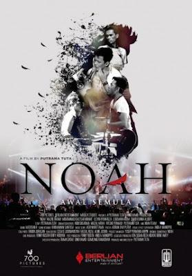 Poster Film Noah Awal Semula