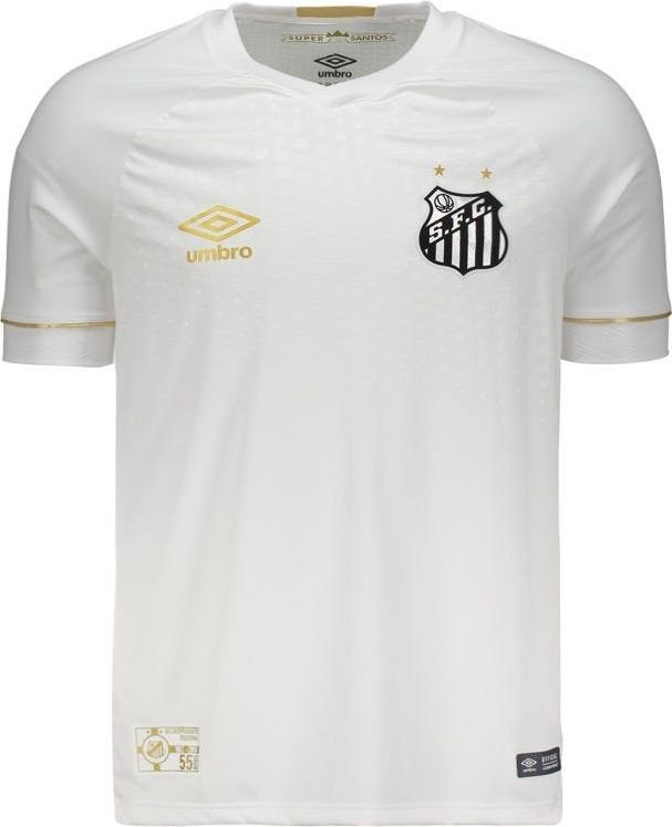 Umbro apresenta as novas camisas do Santos - Show de Camisas 0a4170b578f1f