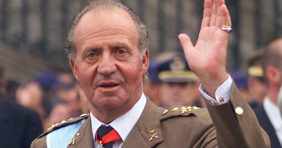 Calaverita Literaria. Rey de España