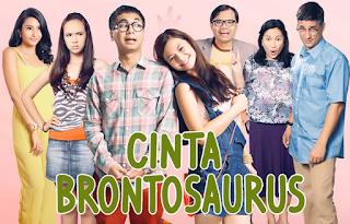Novel Komedi Cinta Brontosaurus - Raditya Dika