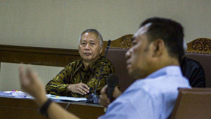 Sidang Korupsi Ditjen Hubla, Tonny Budiono: Tidak Tahu Rp20 M, Uang Suap