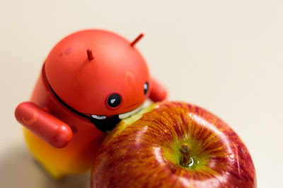 Goodbye Apple welcome  Android