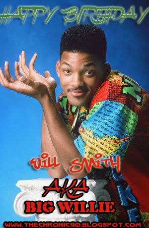 Will Smith Geburtstag