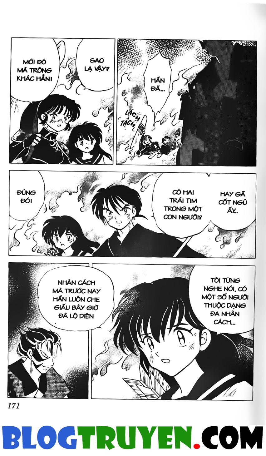 Inuyasha vol 25.10 trang 4