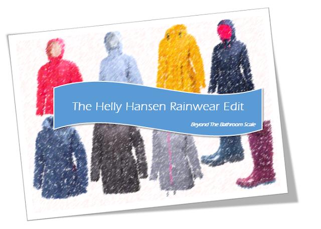 The Helly Hansen Rainwear Edit