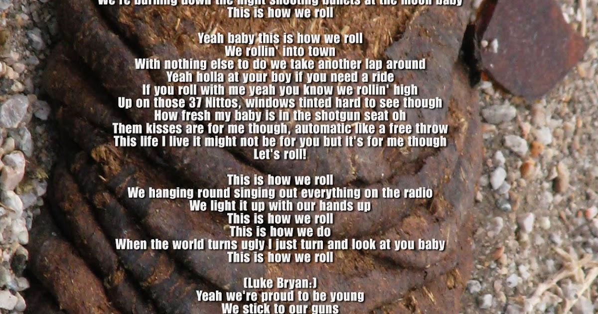 Lyric luke bryan song lyrics : Farce the Music: These Are the Actual Lyrics of the New FGL/Luke ...