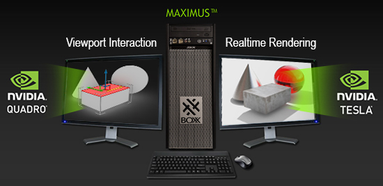 Do you need NVIDIA Maximus for GPU Rendering? - BOXX Blog