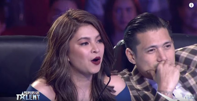 The Judges Can't Stop Laughing On Joven Olvido's Hilarious Performance On Semi-finals!