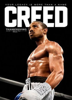 Poster Creed: Corazón de Campeón