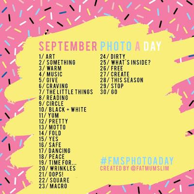 Septemberchallenge FMS Photoaday