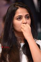 Actress Anushka Shetty New Pos in White Dress at World Of Baahubali Launch  0015.JPG