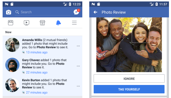 New Facebook tools now alert you when someone tries to impersonate you on Facebook