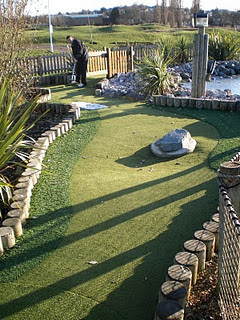 Mini Golf and Crazy Golf courses in and around London - Harrow