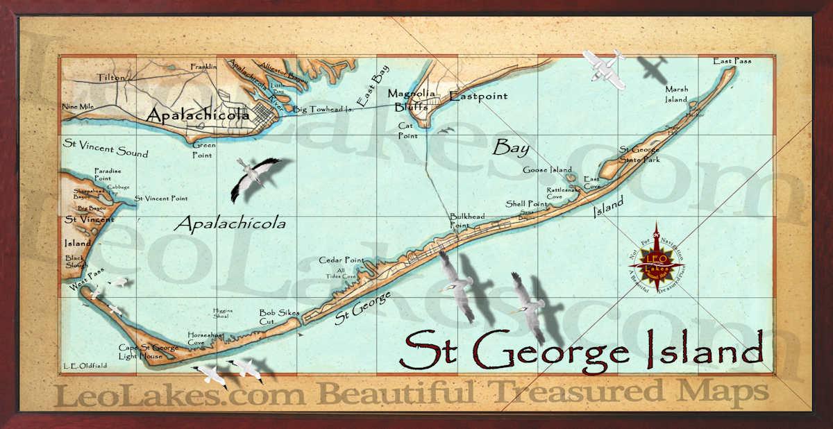 Old Field Studio St George Island And Apalachicola Bay