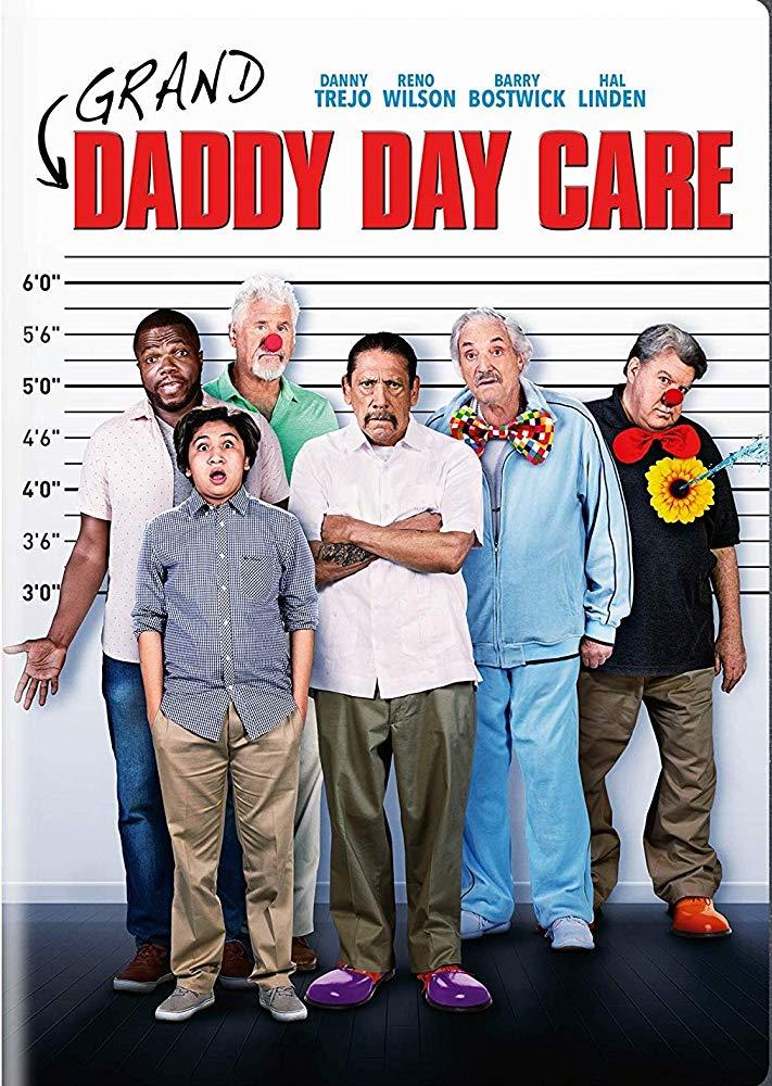 Grand-Daddy Day Care [2019] [DVDR] [NTSC] [Latino]