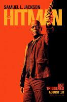 The Hitman's Bodyguard Movie Poster 2 Samuel L. Jackson