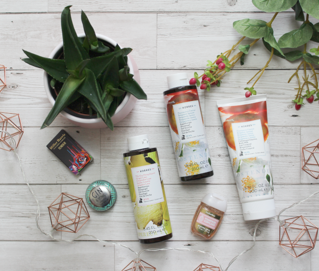 Getting fresh with summer scents from Korres*