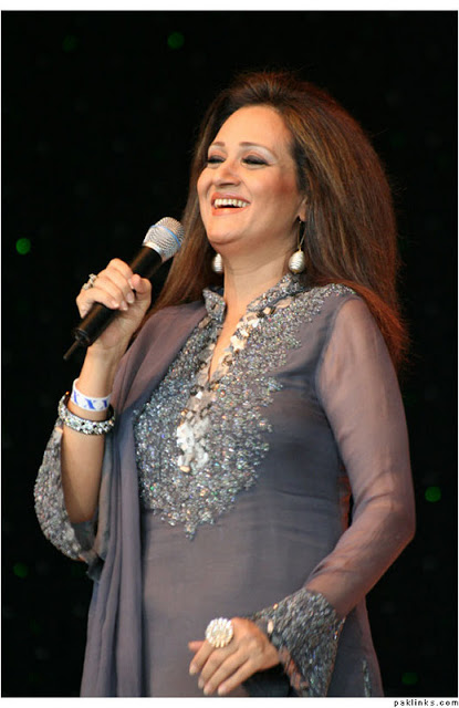 Bushra Ansari Biography And Pictures