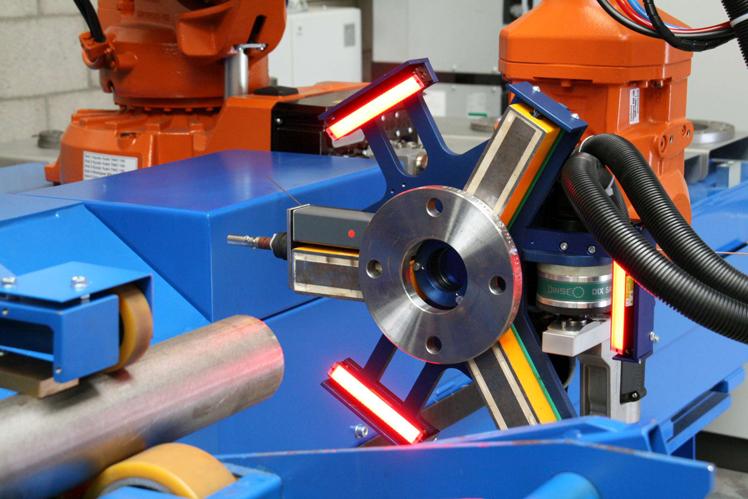 Камера + робот = безграничные возможности для автоматизации производства металлических конструкций