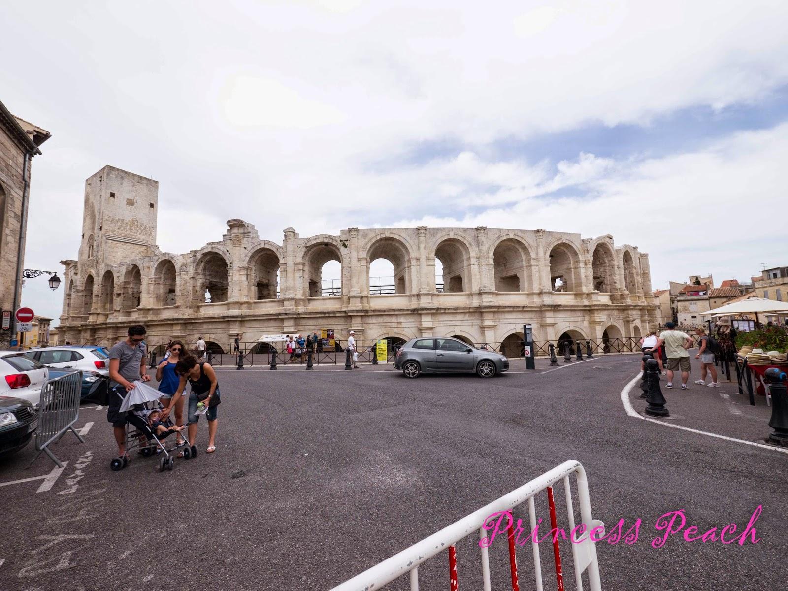 羅馬競技場-Arenes