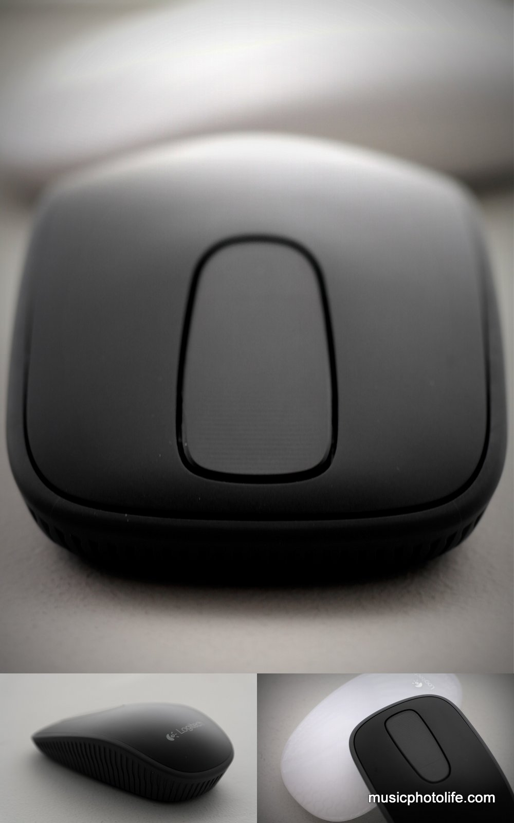 Logitech Touch Mouse Review: T400 and T620