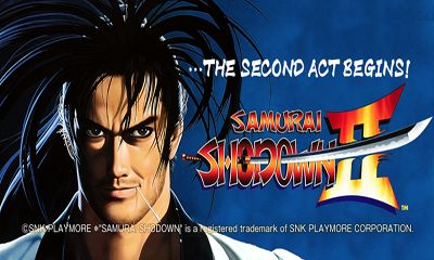 Samurai Shodown II Android APK Download Torrent