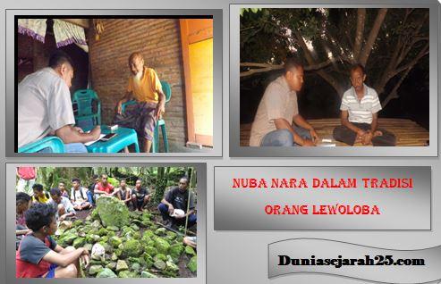 SKRIPSI | Makna dan Nilai Nuba Nara Dalam Budaya Orang Lewoloba Di Flores Timur