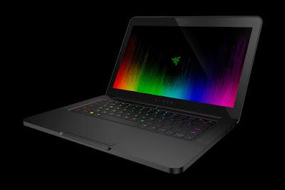 Razor Edge Laptop