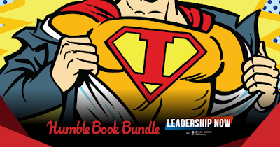 Humble Book Bundle: Leadership Now by Berrett-Koehler