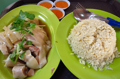 Tian Tian Chicken Rice, Maxwell Food Centre