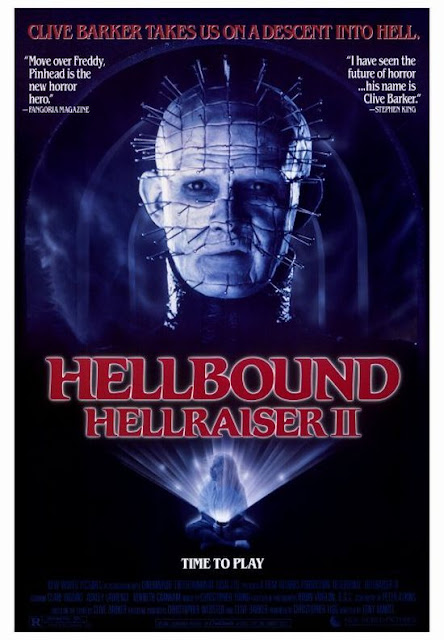 Hellbound: Hellraiser II (1988) ταινιες online seires oipeirates greek subs